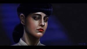 Rachel Blade Runner 1920x1080