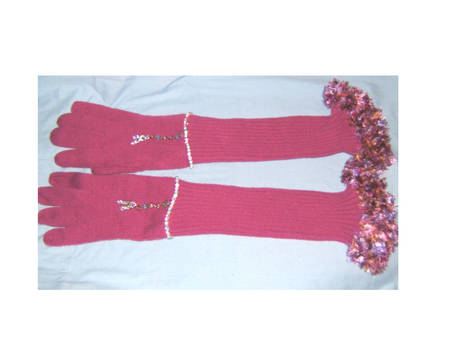 Ballerina Gloves