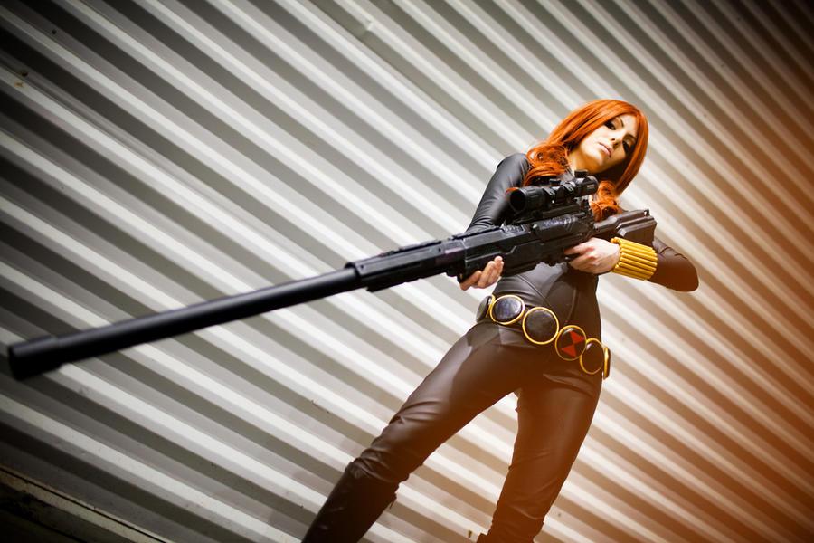 Black Widow II by Vera-Chimera