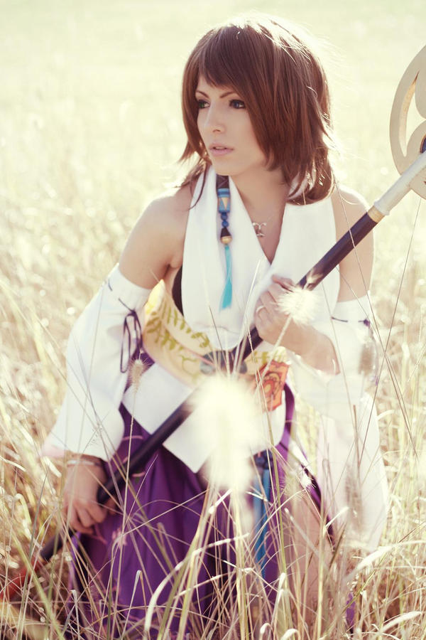 Final Fantasy X- Yuna 2 by Vera-Chimera