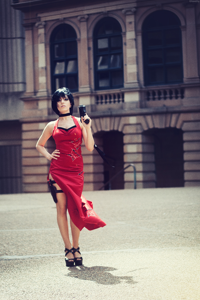 Ada Wong: Resident Evil VI by Vera-Chimera