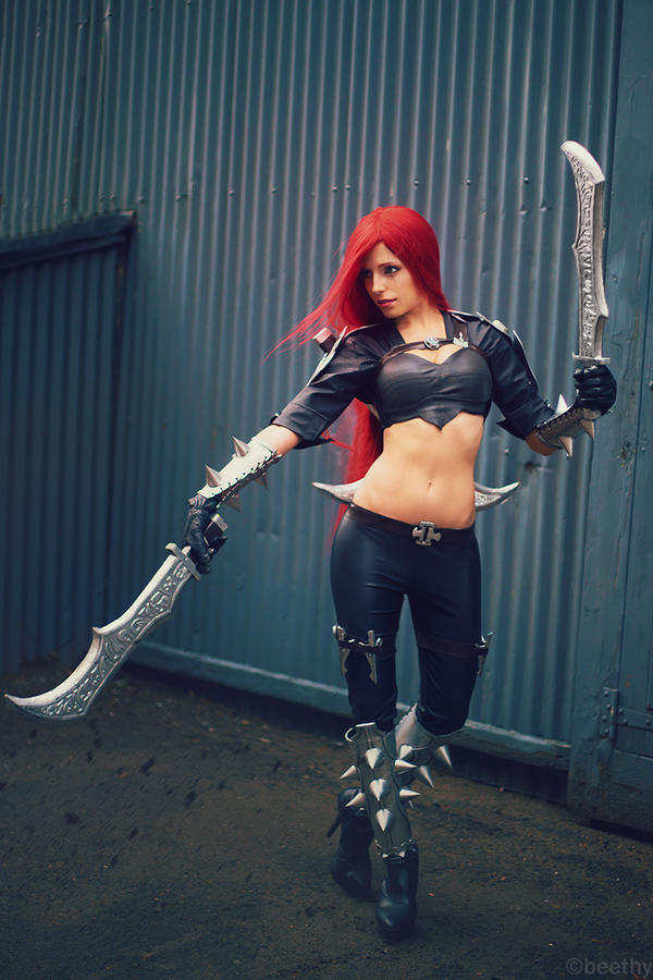 League of Legends - Katarina 3