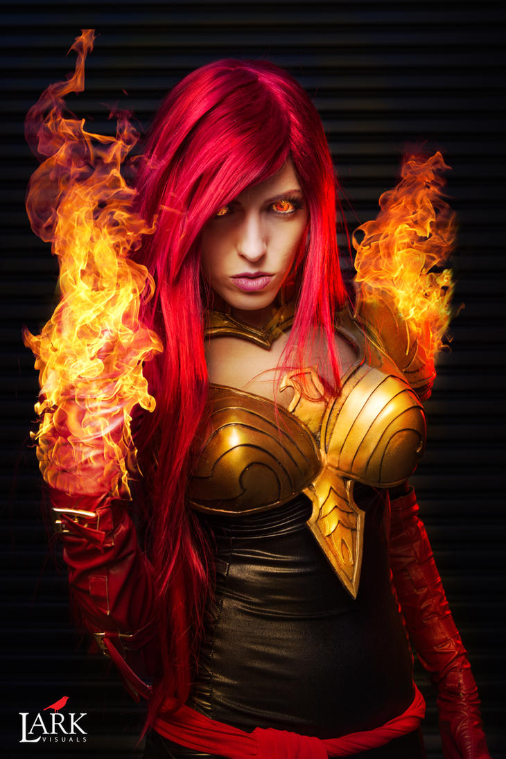 Avengers Alliance - Phoenix by Vera-Chimera