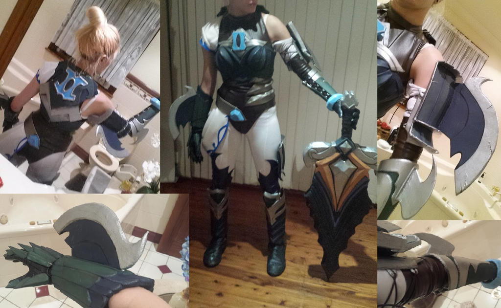 Champtionship Riven - FINALLY complete [candid] by Vera ...