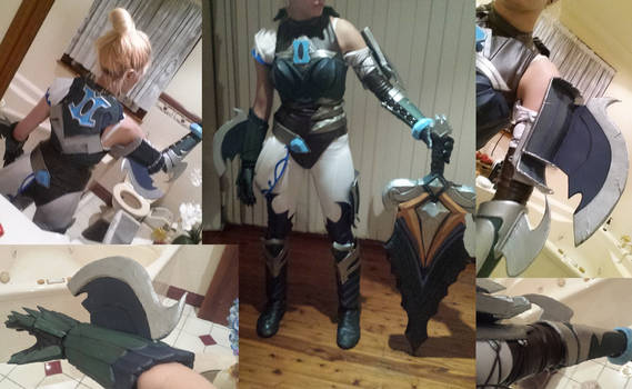 Champtionship Riven - FINALLY complete [candid]