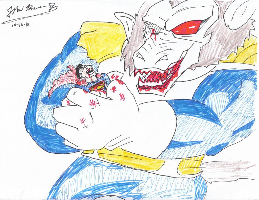 Goku And Vegeta Vs Superman And Batman   www.imgkid.com ...