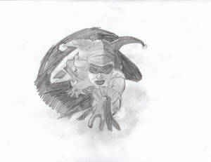 Harley Quinn Drawing