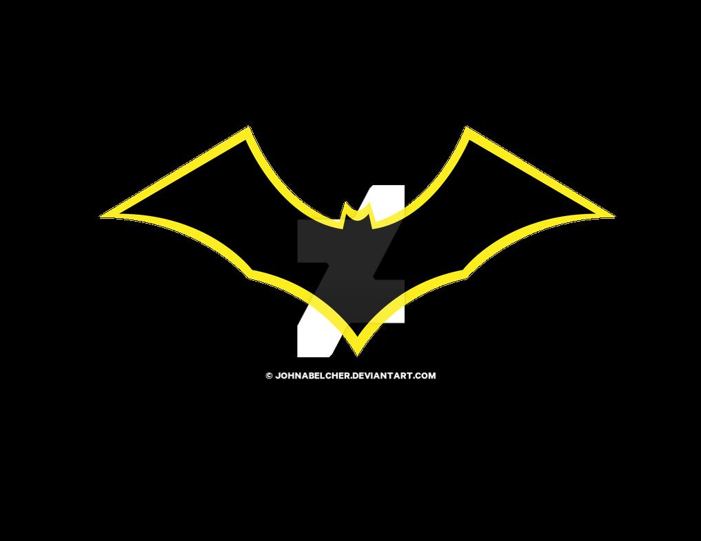 My Batman Symbol By Johnabelcher On Deviantart