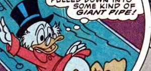 uncle scrooge underwater comic page 16