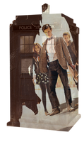 The Doctor, Amy and Rory II