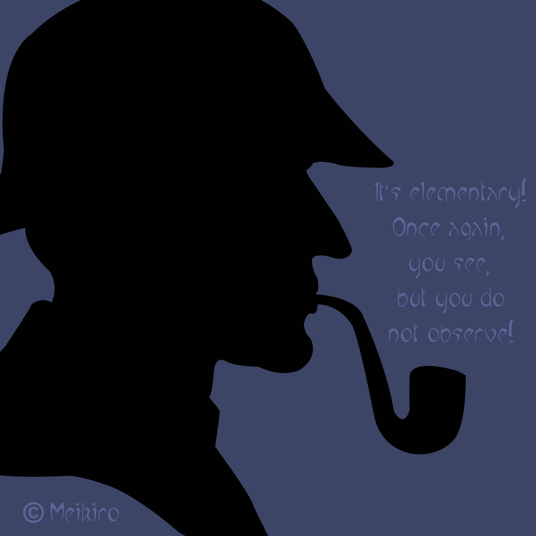 Displaying 18> Images For - Minimalist Wallpaper Sherlock...