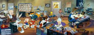 Looney Tunes Termite Terrace