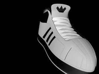 Adidas shoe 2 by SkyDreamer112
