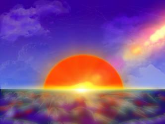 Sunset F by SkyDreamer112