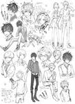 [PR] Horrible mess (Sketch dump)