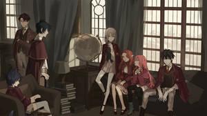 [PR] Meeting of magicians