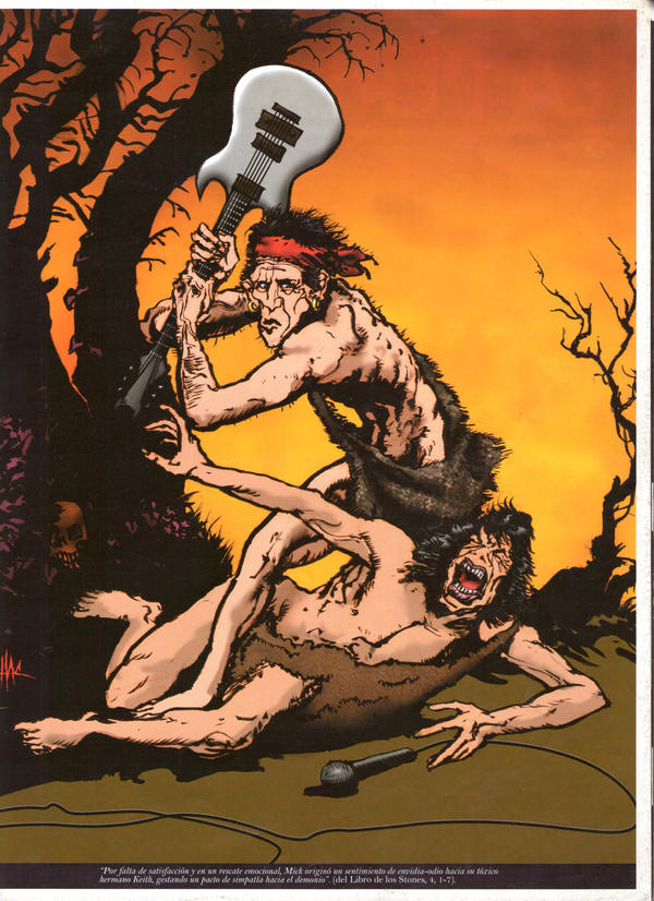 Biblia Shock Rolling Stones .. by kathrine1494
