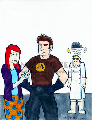 Doctor Horrible by WombatOne