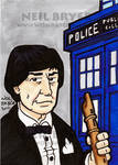 Doctor Who Sketch Cards 2