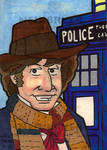Doctor Who Sketch Cards 4
