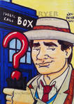 Doctor Who Sketch Cards 7