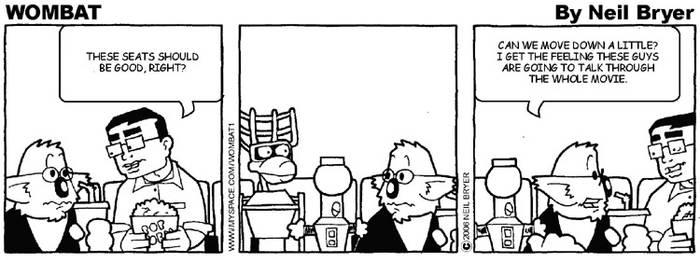 Strip 29 by WombatOne