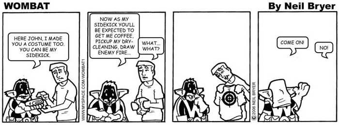 strip 35 by WombatOne