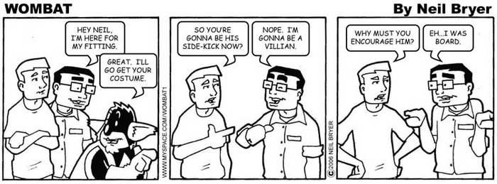Strip 36 by WombatOne