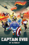 Captain Evee of Marvel Babies