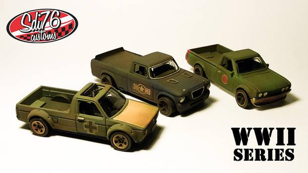 WWII Series - Sdi76 Customs