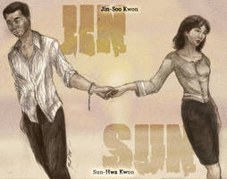 Lost - Jin and Sun by Enkida