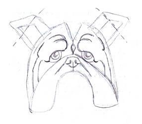 Bulldog hat draft by Enkida