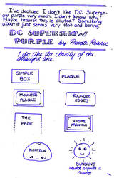 Supershow Purple by Enkida