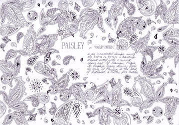 Paisley by Enkida