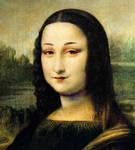 Mona Lisa Geisha