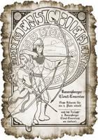 Archery inked 2 by Enkida