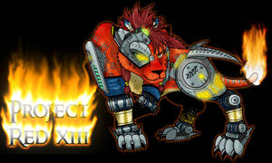 Project Red XIII Final by Enkida