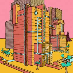 Buildings by webfiend