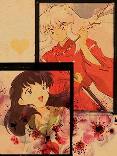 Inu and Kag wallie 1 by FMA-Neko-San
