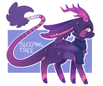 ( CLOSED ) Sleeping Tree - Auction - 2016 CALENDAR
