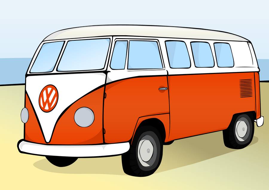 VW Bus T1 By KoenvanGeel
