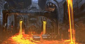 Molten Castle