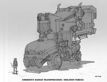 Hazmat Vehicle