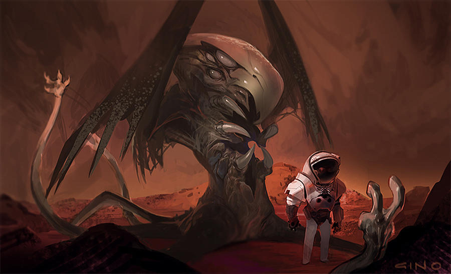 It came from outer space by gwhitehall on deviantart for Watch it came from outer space