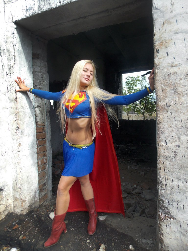 Supergirl 008 by EvenSummer