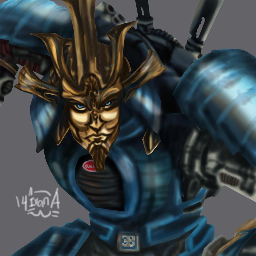 Autobot drift by eveneechan on deviantart - Autobot drift transformers 5 ...