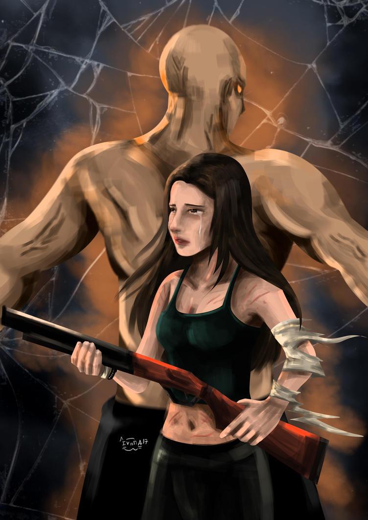 The Beast and The Hunter by eveneechan