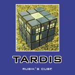 TARDIS Cube --glow-in-the-dark