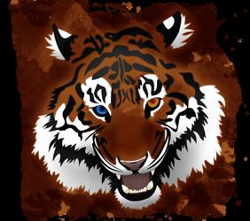 Tiger's Eye by Blue-Storm-Spirit