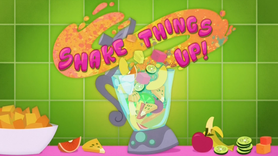 MLP Equestria Girls  Shake Things Up part name by Wakko2010